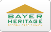 Bayer Heritage Federal Credit Union logo, bill payment,online banking login,routing number,forgot password