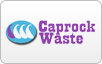 Caprock Waste logo, bill payment,online banking login,routing number,forgot password