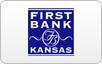 First Bank Kansas logo, bill payment,online banking login,routing number,forgot password