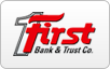 First Bank & Trust Co. logo, bill payment,online banking login,routing number,forgot password
