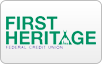 First Heritage Federal Credit Union logo, bill payment,online banking login,routing number,forgot password