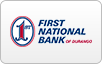 First National Bank of Durango logo, bill payment,online banking login,routing number,forgot password