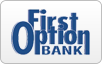 First Option Bank logo, bill payment,online banking login,routing number,forgot password