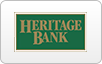 Heritage Bank Visa Card logo, bill payment,online banking login,routing number,forgot password