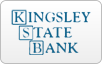 Kingsley State Bank logo, bill payment,online banking login,routing number,forgot password