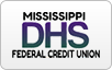 Mississippi DHS Federal Credit Union logo, bill payment,online banking login,routing number,forgot password