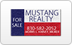 Mustang Realty logo, bill payment,online banking login,routing number,forgot password