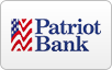 Patriot Bank logo, bill payment,online banking login,routing number,forgot password