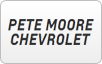 Pete Moore Chevrolet logo, bill payment,online banking login,routing number,forgot password