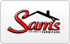 Sam's Furniture & Appliance logo, bill payment,online banking login,routing number,forgot password
