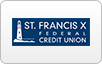 St. Francis X. Federal Credit Union logo, bill payment,online banking login,routing number,forgot password