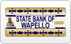 State Bank of Wapello logo, bill payment,online banking login,routing number,forgot password