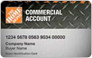 The Home Depot Commercial Account logo, bill payment,online banking login,routing number,forgot password
