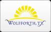 Wolfforth, TX Utilities logo, bill payment,online banking login,routing number,forgot password